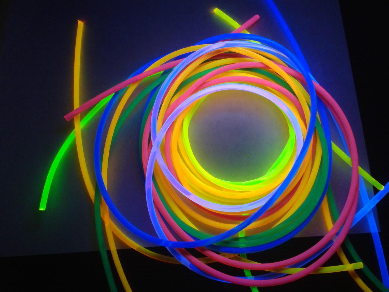 флуоресцентное оптическое волокно